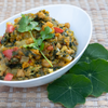 Spinach & Chickpea Curry | Freezer