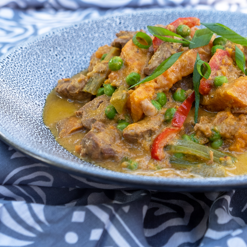 Lamb, Kumara & Coconut Curry | Freezer