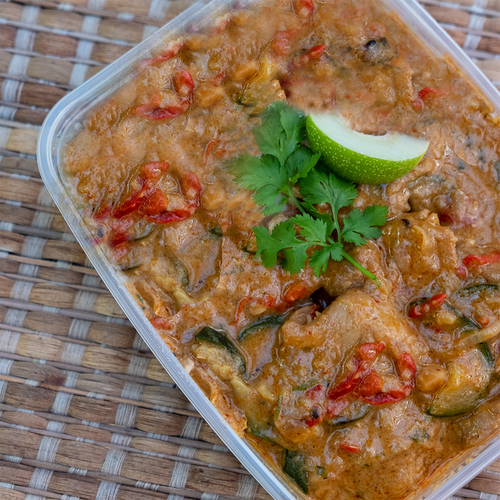 Thai Chicken Curry | Freezer