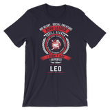 Leo Tee (4 Colors) - stuntees