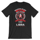 Libra Tee (4 Colors) - stuntees