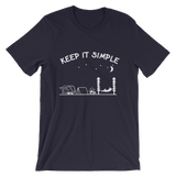 Keep it simple Tee (4 Colors) - stuntees