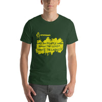 Least-Loudest Tee (5 Colors) - stuntees