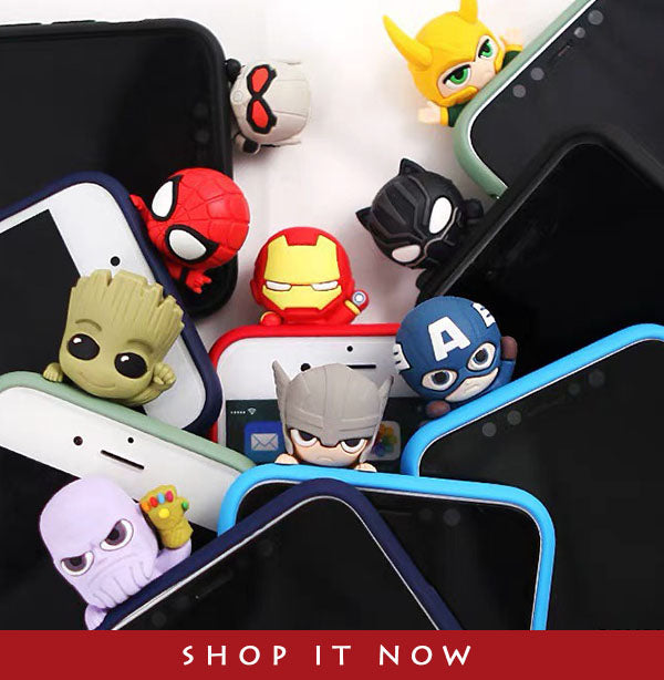 Marvel i-Slide Phone Case