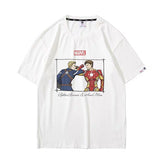 Avengers Comics Stylish Short-sleeve T-shirt (Limited Edition)