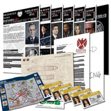 Avengers S.H.I.E.L.D Security Level 7 Files