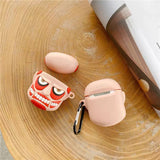 Attack on Titan 3D Cartoon AirPods Case