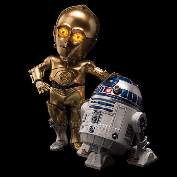 Star Wars Egg Attack Action C3PO & R2D2