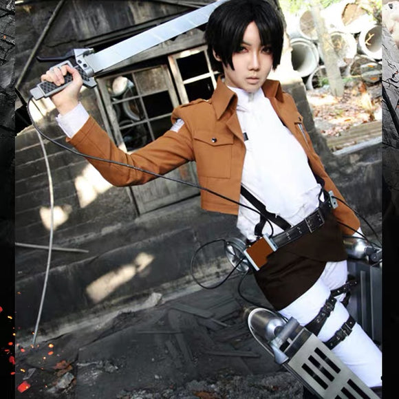 Attack on Titan Cosplay Uniform Jacket