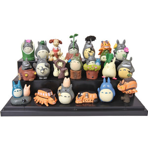 My Neighbour Totoro All Family Collections Mini Figures