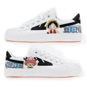 One Piece Warrior Shoes - Monkey D.Luffy & Tony Tony Chopper