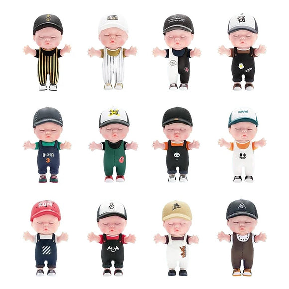 Bieber Mini Figure Blind Box Street Boys Series