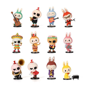 Popmart Labubu Forest Concert Series Mini Figure Blind Box