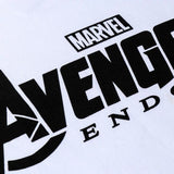 Avengers Endgame Superhero Collections Silhouette Tee