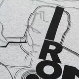 Iron Man Grey Sketch T-shirt