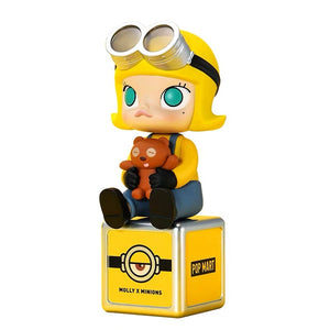 Minions & Molly Combination Figure Limited Edition