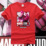 Marvel Studios The First Ten Years Iron Man T-shirt