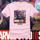 Marvel Studios The First Ten Years Thanos T-shirt