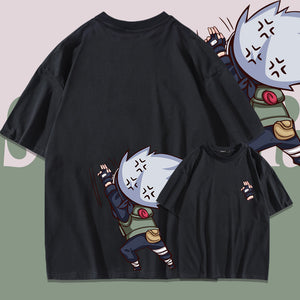 Chibi Hatake Kakashi One Thousand Years of Death T-shirt