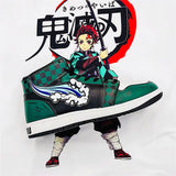 Demon Slayer 3D Outdoor High Top Sneaker