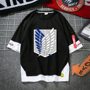 Attack on Titan Layered T-shirt