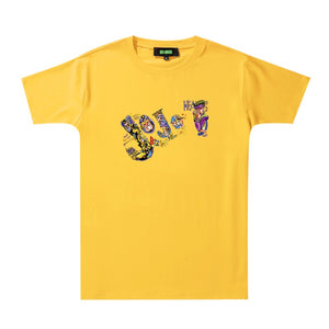 JoJo's Bizarre Adventure Colorful Icon Summer T-shirt