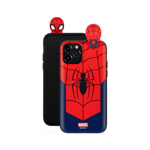Avengers Mini Figure Jelly iPhone Protection Case