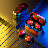 Avengers LED Display Wireless In-Ear Headphones
