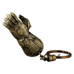 Marvel Avengers Thanos Gauntlet Key Chain