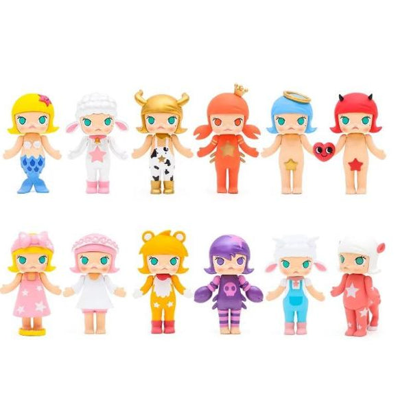 Kennyswork Molly 12 Zodiac Mini Figure Blind Box