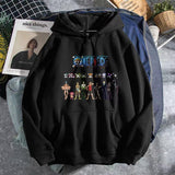 Straw Hat Crew All Family Pullover Hoodie
