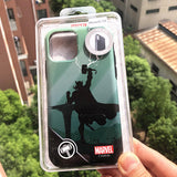 Marvel Hero Sketch iPhone 11 case