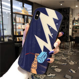 Hulk/Iron Man/Captain America/Thor Arc Shape iPhone Case