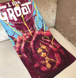 Marvel Superheros Towel