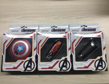 Marvel Ballpoint Pen (Captain America/ Iron Man/ Hawkeye)