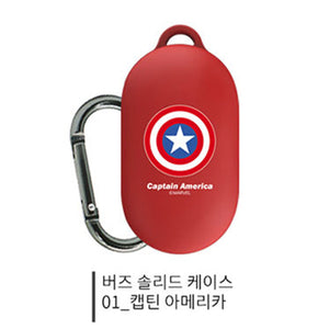 Marvel Samsung Bud Case