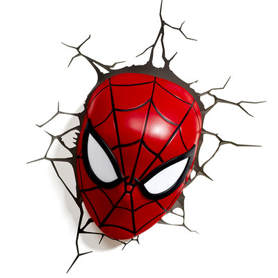 Marvel Superhero OLED Wall Lamp
