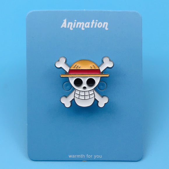 One Piece Badge Accessories