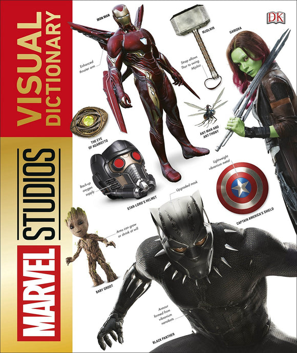 Marvel Universe Character Encyclopedia