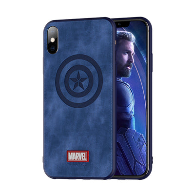 super popular f6857 ac07c Marvel Superhero Classic Icon iPhone Case & iPad Cover