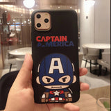 Marvel Cartoon Printing iPhone Case