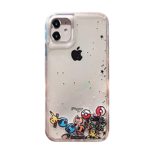 Pokemon Floating iPhone Case