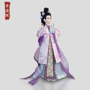 Handmade Chinese Doll-Four Talented Women of Ancient China