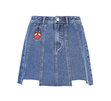 Marvel Spider Man Denim Skirt