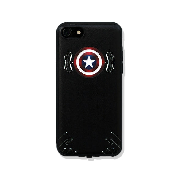 Captain of America/ Batman/ Ironman Flash iPhone Case