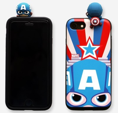 Marvel Superhero Cute i-Slide iPhone Case