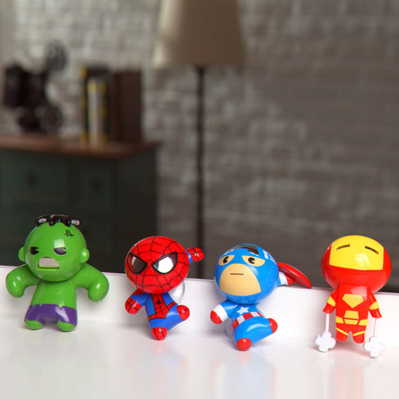 Avengers Aromatherapy (Captain America/Hulk/Spiderman/Iron Man)