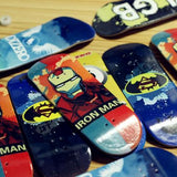 Ironman Finger Skateboard Special Edition