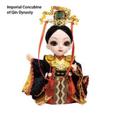 Handmade Chinese Silk Doll - Ancient Chinese Figures
