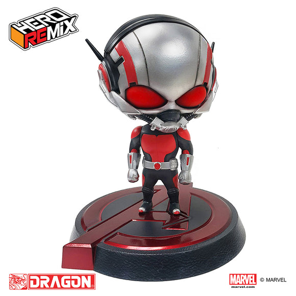 Marvel Avengers Age of Ultron Hero Remix Ant-man Bobblehead Statue